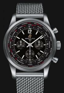 """46MM Breitling Transocean Unitime Pilot Replica Watches For """"Triumph In The Skies"""""""