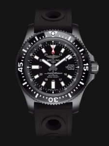 Breitling Superocean 44 Special Fake Watches With Black Rubber Straps