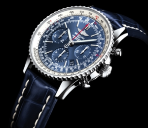 Men's Meaningful Breitling Navitimer Blue Sky 60th Anniversary Limited Edition Replica Watches