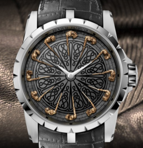Best roger dubuis excalibur knights of the round table ii - Roger dubuis knights of the round table watch ...