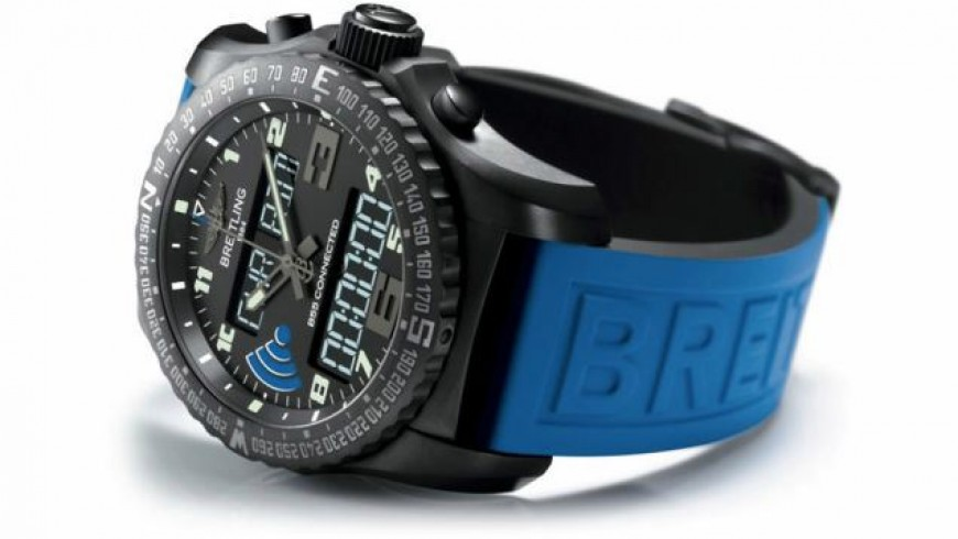 Replica Breitling B55 Connected Watches Create Luxury Smartwatches