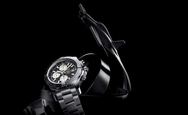 Replica Breitling Colt Chronograph Automatic Steel Watch