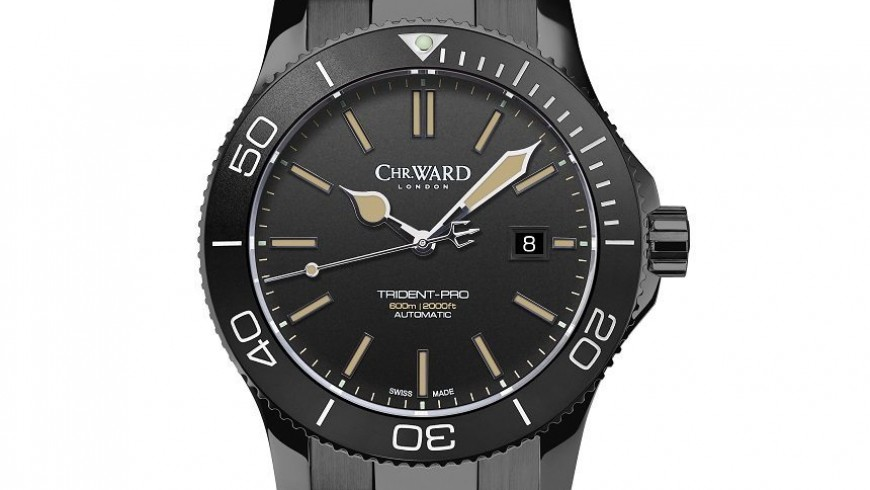 Hot Sale Replica Christopher Ward C60 Trident 600 Vintage Watch