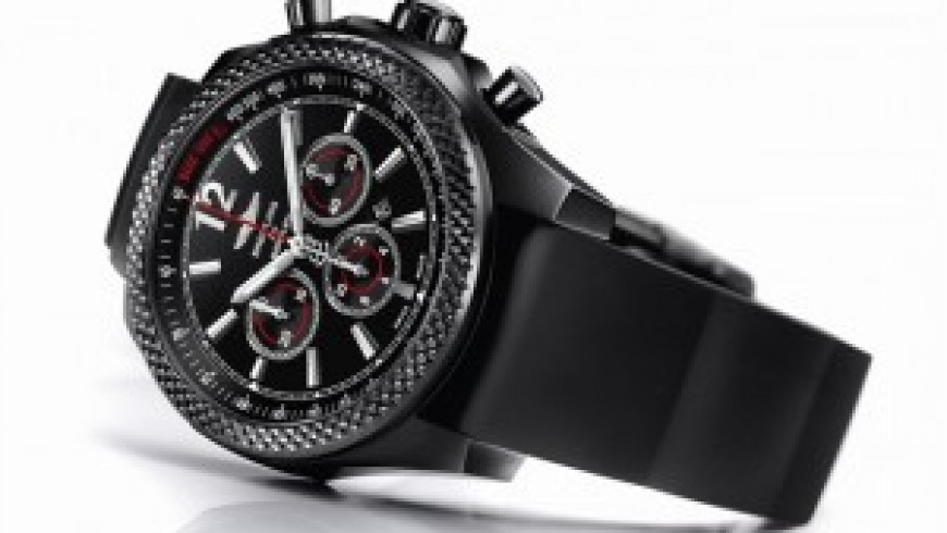 Best Breitling for Bentley Barnato 42 Midnight Carbon Copy Watches