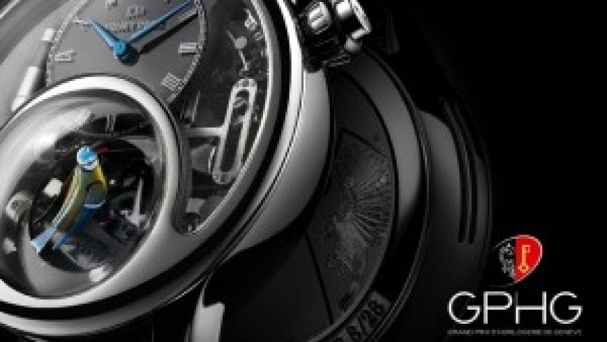 Copy Jaquet Droz Watches wins the Grand Prix d'horlogerie de Genève