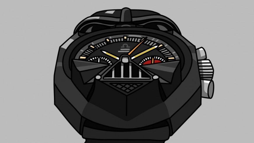 Best omega darth vader chronograph replica watches