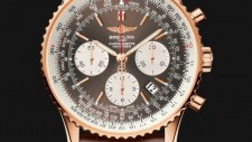 Cheap Breitling Navitimer Leather Replica Watches for Men Sale