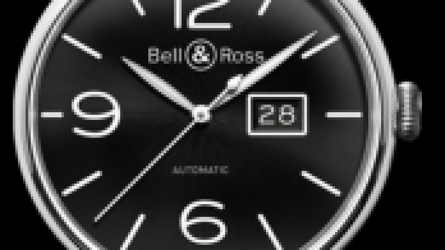 New style bell & ross ww1-96 grande date replica watch