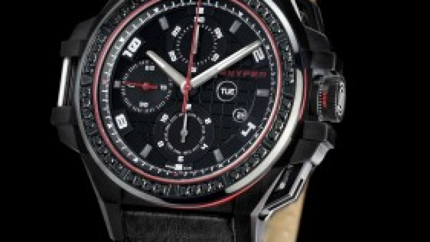 Steel Snyper Ironclad Chronograph Replica watches