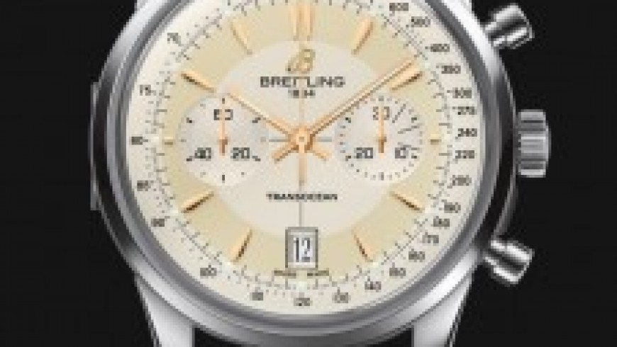 Classic Breitling Transocean Chronograph Edition Replica Watches for Men