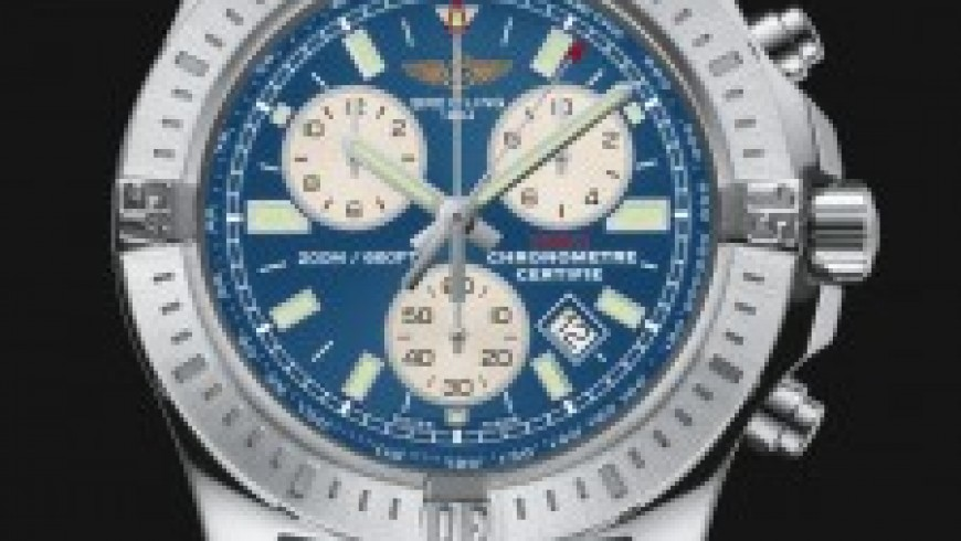 Popular Breitling Colt Chronograph Replica Watches for Men