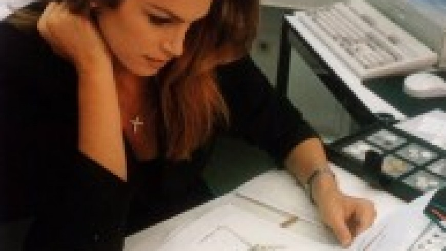 Replica omega ladies watches celebrates the 20th anniversary of cooperation with Cindy Crawford