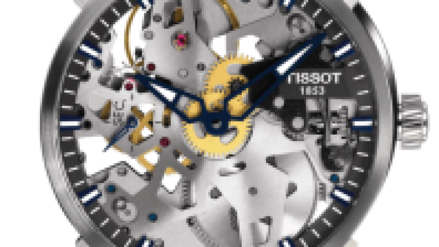 Tissot T-Classic T-Complication Squelette Replica Watches For Men
