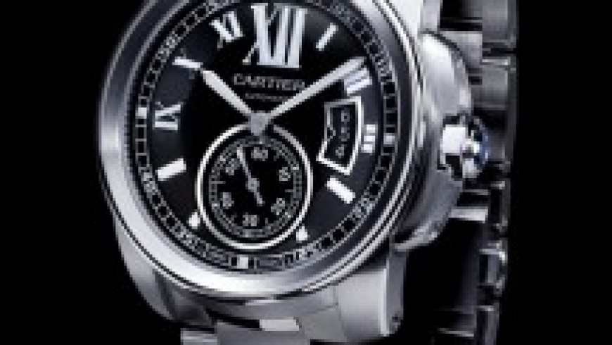 Replica Cartier calibre de cartier watches introduced
