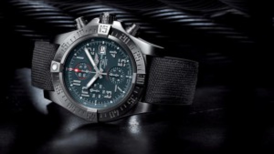 The Spirit of Naval Aviation: Replica Breitling Avenger Bandit Watch