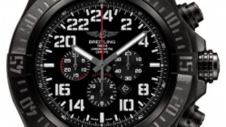 Swiss Breitling Super Avenger Military Limited Replica Watches For Men