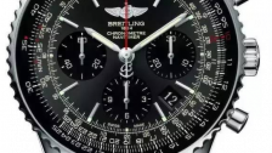 Swiss Replica Breitling Navitimer 01 Limited Black Watches For Men