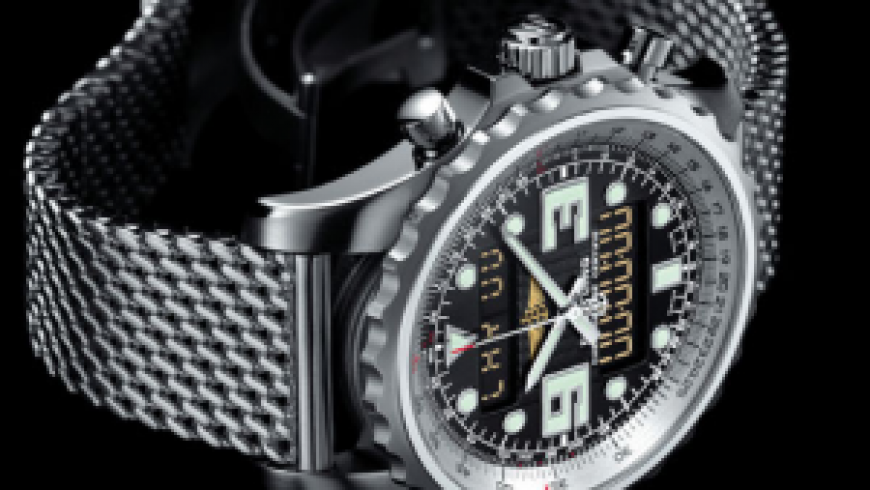 Swiss Replica Breitling Chronospace Watches For Men