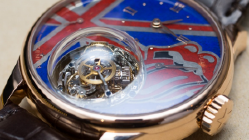 Best Zenith Academy Christophe Colomb Tribute To The Rolling Stones Replica Watch