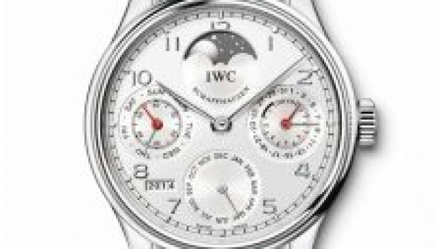 IWC Replica Watches add another rookie