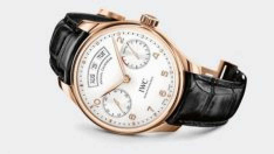 Complications IWC Replica Watches stunning