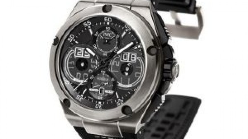Best IWC Ingenieur Perpetual Calendar Digital Date-Month Replica Watch