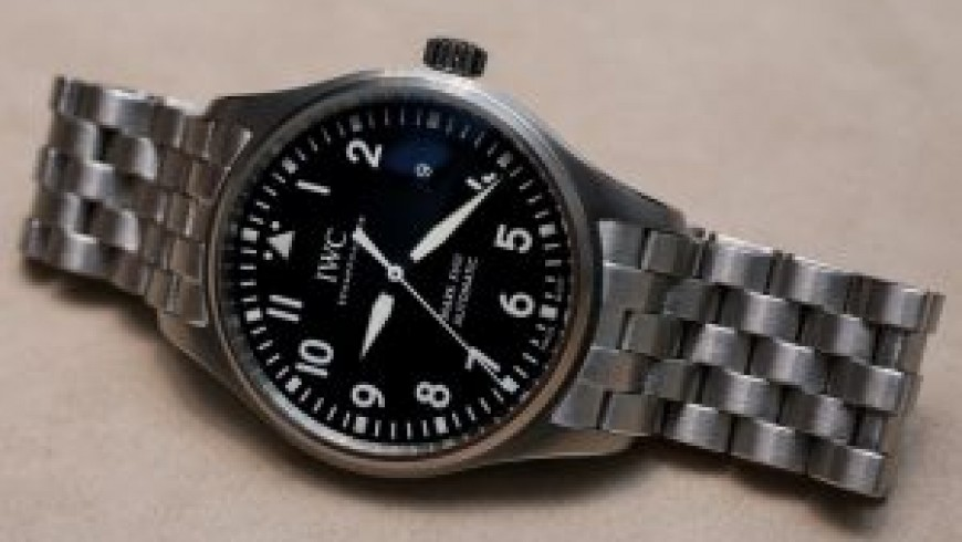 Top Quality IWC Pilot's Watch Mark XVIII Replica Watches