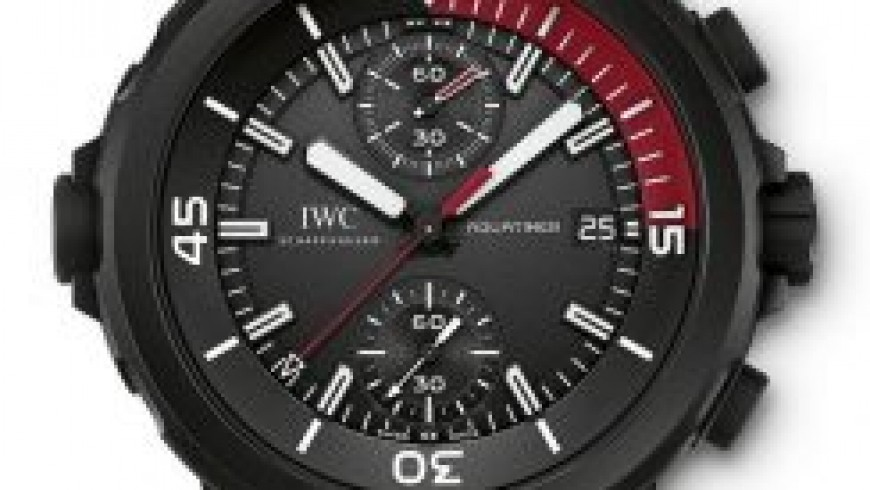 42mm IWC Aquatimer Chronograph Replica Watch In Three New Designs For 2016