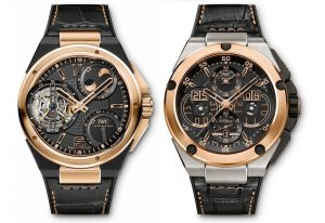 Highly Complicated IWC Replica Watches For You To Choose From