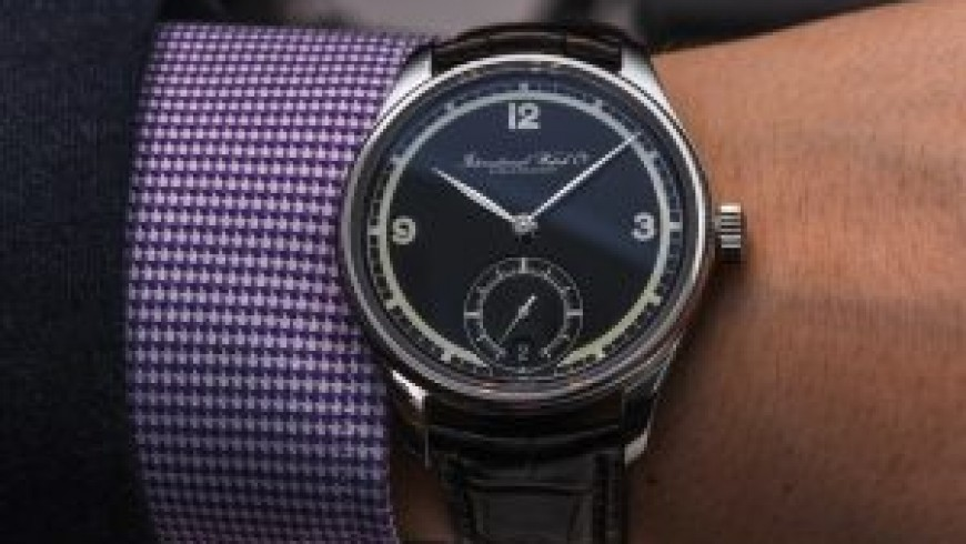Best quality iwc portugieser hand-wound eight days edition 75th anniversary replica watch