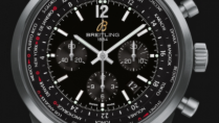 "Replica Breitling Transocean Unitime Pilot 46MM  Watches For ""Triumph In The Skies"""