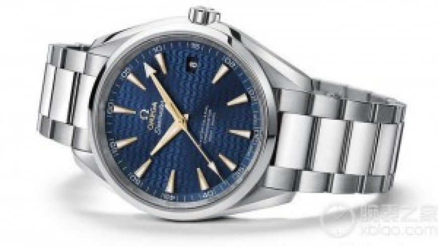 Best Quality Blue Dial Omega Seamaster Aqua Terra Replica Watch