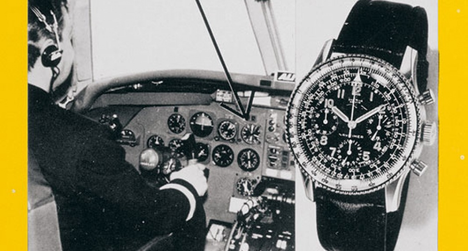 Aviation And Fake Breitling Navitimer Watches For Mens