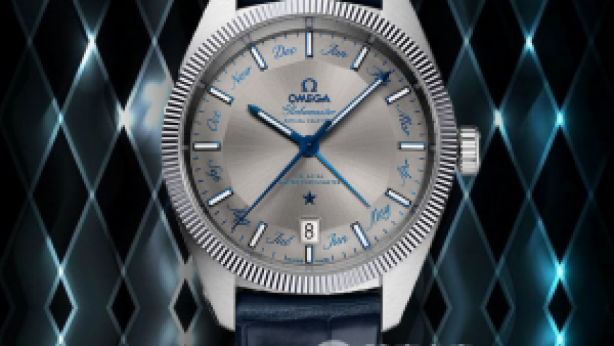 2016 New Omega Globemaster Replica Watch For Sale