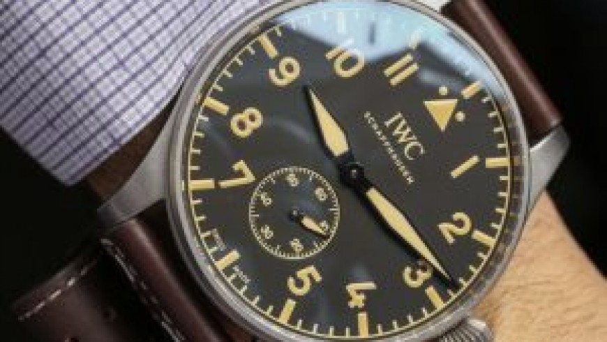 IWC Big Pilot's Heritage Replica Watch 55