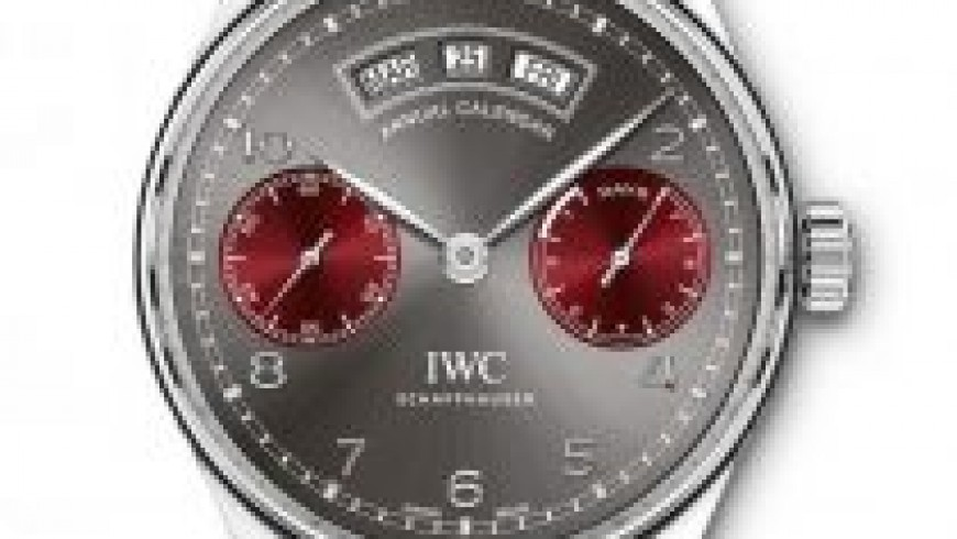 Limited-Edition IWC Portugieser Replica Annual Calendar