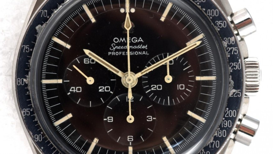 Replica Omega Speedmaster Watches ref.145.012 With Orange Chronograph Hand