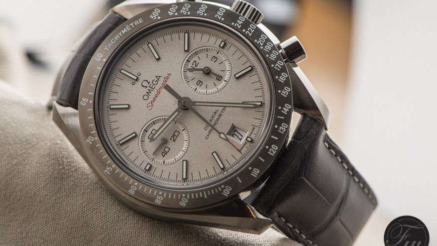 Best Omega Speedmaster Grey Side of the Moon Replica Watches