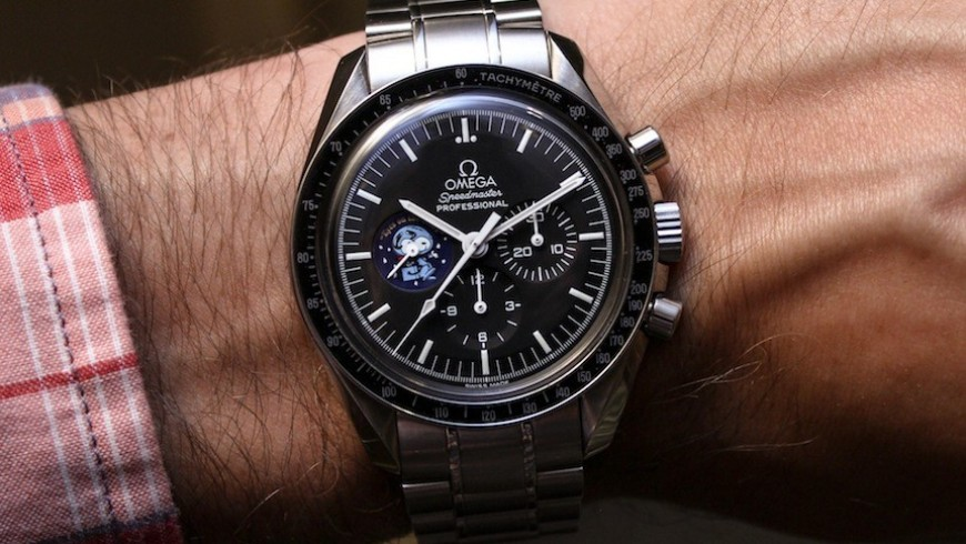 Omega Speedmaster Professional Apollo XIII Replica Watches – A Speedy Trip To New York