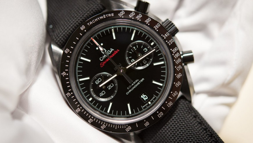 Omega Speedmaster Dark Side of the Moon Replica Watches Reference 311.92.44.51.01.003