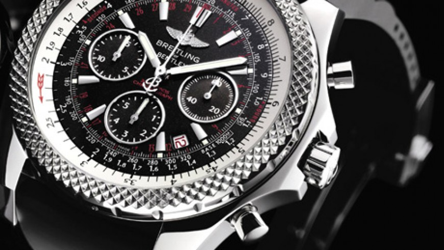 Steel breitling for bentley motors speed chronograph replica watch