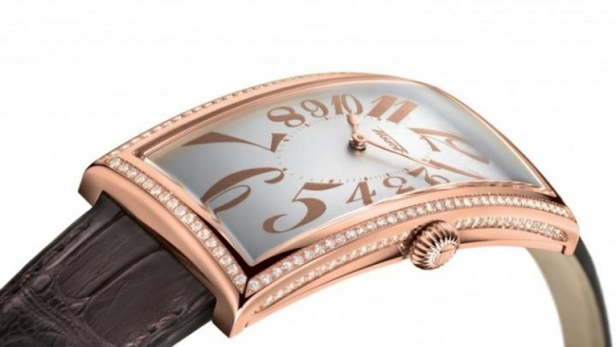 Rose Gold Tissot Classic Prince Diamonds Replica Watch