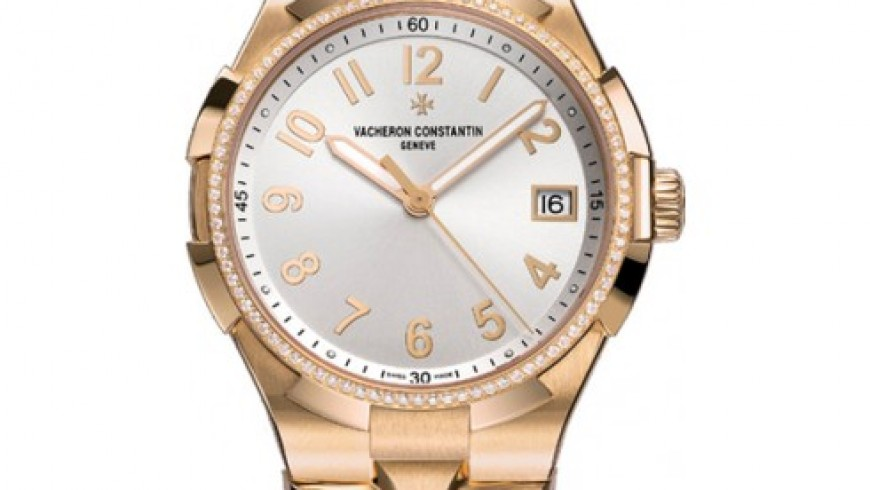 Best vacheron constantin overseas petit modele replica watch