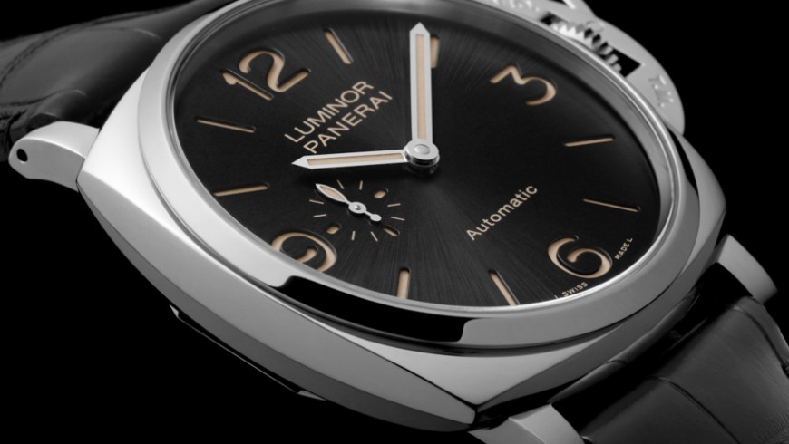Panerai Luminor Due 3 Days Automatic Acciaio Replica Watch