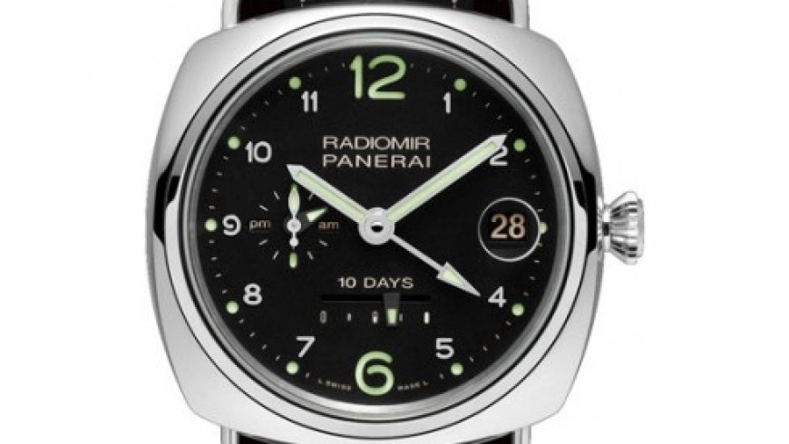 Best Panerai Radiomir 10 Days GMT Oro Bianco 45 mm Replica Watch