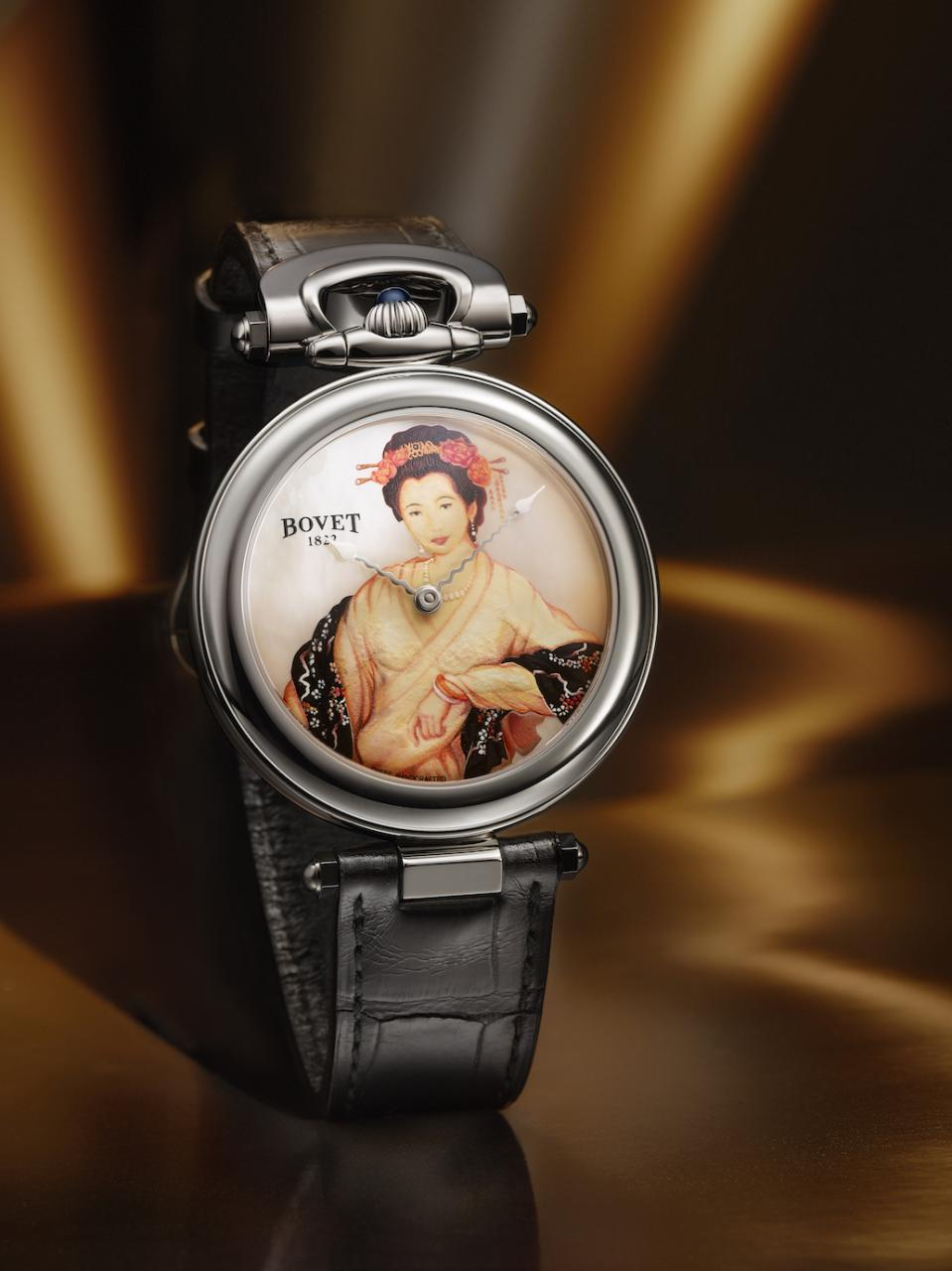 Bovet Secret Beuaty For Only Watch