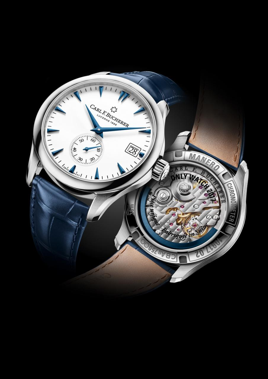 Carl F. Bucherer Manero Peripheral Only Watch