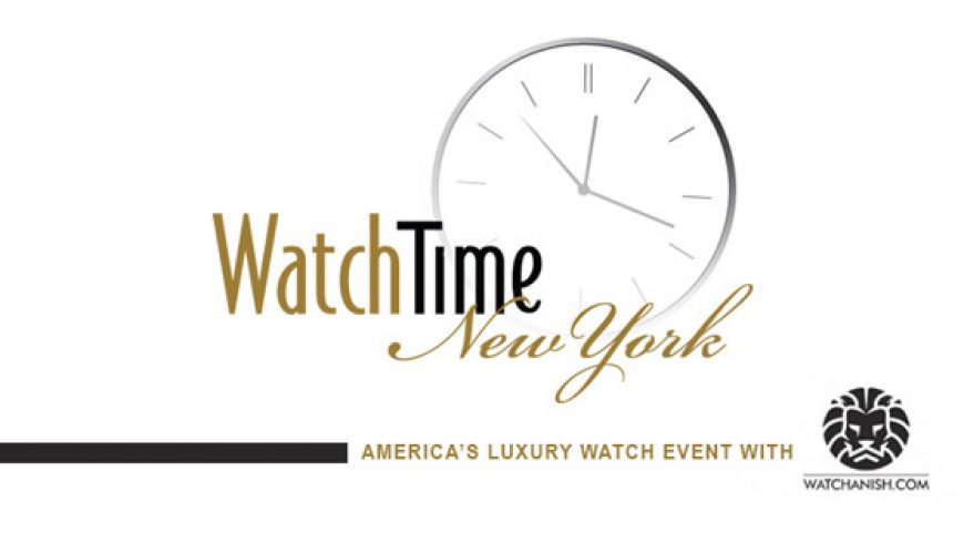 do you buy Watch Collectors Unite: WatchTime New York 2017 Is Around The Corner Replica Watches Online Safe
