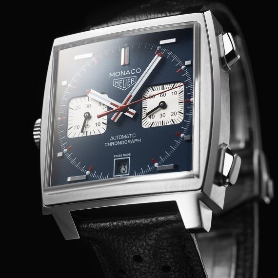 Can I Buy Vintage Eye for the Modern Guy: TAG Heuer Monaco Calibre 11 Swiss Movement Replica Watches