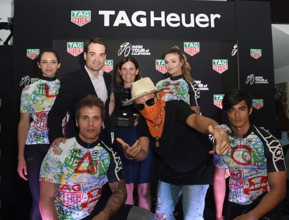 TAG Heuer Event - Alec Monopoly